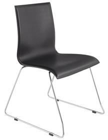 Krzesło GLASGOW czarne