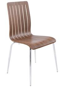 Krzesło STRICTO orzech włoski