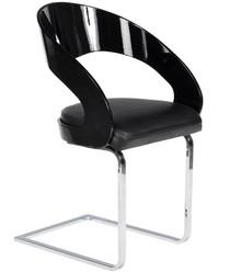 Krzesło MONA czarne