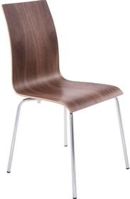 Krzesło CLASSIC brązowe