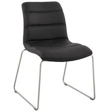 Na tym krześle, wygoda jest pierwszorzędną kwestią! W rzeczywistości, model EXA doskonale cieszy się dostosowanym nachyleniem oparcia do siedziska.. W...