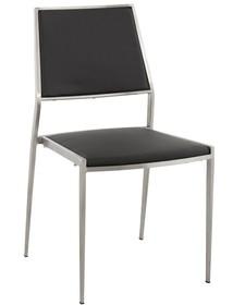 Krzesło BASTILLE czarne