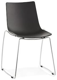 Krzesło TIKADA czarne