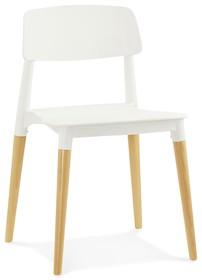 Krzesło GORGEOUS białe