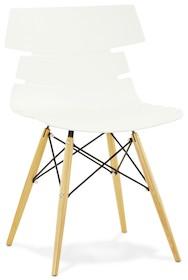 Krzesło STRATA białe