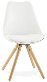 Krzesło TOLIK białe