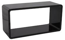 Wszechstronny stolik RECTO może być używany jako stolik kawowy, stolik nocny, a także niski stolik. Może być nawet ustawiony jeden na drugim, w celu...