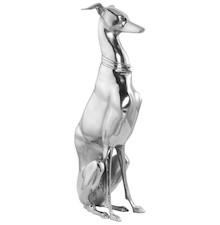 Figurka LUXOR symbolizuje czujnego charta, który z łatwością zajmie miejsce w rogu pokoju, któremu nada nowoczesnego i oryginalnego wyglądu. Został...