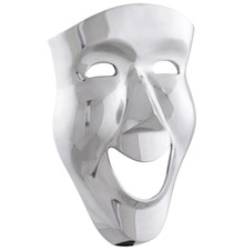 Maska ścienna MUTLU jest nowoczesnym sposobem przedstawienia twarzy. Bezproblemowo wprowadzi nowoczesny akcent na jednej z Twoich ścian. Wykonany ręcznie,...
