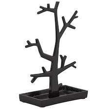 Drzewko na biżuterię TREE wyeksponuje Twoje klejnoty oraz modną biżuterię. Nowoczesne oraz eleganckie. Ten produkt z malowanego aluminium jest praktyczny...
