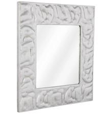 Szykowne i nowoczesne lustro ARCHIMEDE z polerowanego aluminium doskonale upiększy Twoje wnętrze. Tradycyjny kunszt czyni każdy jego fragment unikatowym...