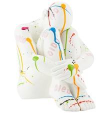 Figurka MEDI jest spokojnym, ale pełnym kolorów, nowoczesnym dziełem. Położona nad kominkiem, na komodzie czy półce, wywoła wielką sensację, pomimo...