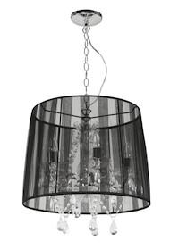 Lampa wisząca CONRAD emituje eleganckie i przefiltrowane światło. Jest doskonałą kombinacją tkaniny oraz wisiorka, nadającą mu wygląd zawieszonego,...