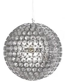 Aluminiowa lampa wisząca BROOKLYN w stylu retro jest zdecydowanie ponadprzeciętna. Nowoczesna i atrakcyjna, tworzy zachwycającą grę cieni na ścianach w...