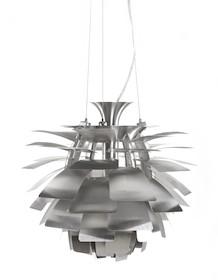 Lampa TREK została wykonana z płytek aluminiowych, przypominając kształtem karczoch. Z jej imponującym rozmiarem, będzie to zauważalny element Twojego...