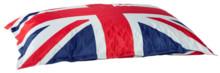 Flaga brytyjska jest przedmiotem, którego nigdy nie będziesz mieć dość! Używaj tej pufy, ile dusza zapragnie, zarówno wewnątrz, jak i na zewnątrz....