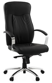 Fotel ministra CHESTER będzie pasować każdemu. Posiada możliwość regulacji, jest zwarty z miękkim siedziskiem oraz oparcie. Fotel ten wyznacza...
