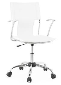 Fotel OXFORD biały