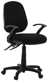 Biurowy fotel BETSY reprezentuje swoją wyjątkową cenę, z jego nieodpartą prostotą oraz jakością. Posiada wieloraki systemem regulacji, zapewniając...