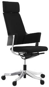 Nadzwyczajny, regulowany fotel dyrektorski dla wymagających użytkowników! Oparcie oraz siedzisko oferują wyjątkowy komfort podczas długich godzin...