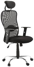 Okrągła forma fotela biurowego SOVIET daje namiastkę prawdziwego unikatowego wyglądu. Jest naprawdę uniwersalnym egzemplarzem, który bije na głowę...