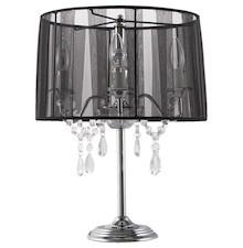 Lampka COSTES czarna
