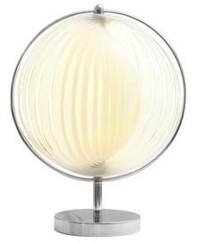 Lampa biurowa lub lampka nocna z ponadprzeciętnym wyglądem. Dzięki elastycznym, ruchomym paskom polipropylenowym, przymocowanym do konstrukcji stalowej,...