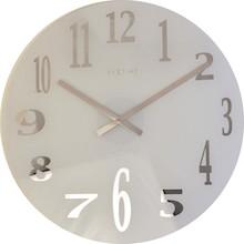 Zegar ścienny Mirror Glass to produkt o bardzo gustownej i prostej stylistyce, która szczególnie dobrze będzie wyglądała w równie designerskich...