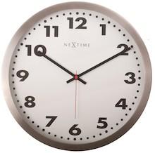 Zegar Arabic dostępny jest w kilku wariantach, dzięki czemu każdy znajdzie jak najlepsze dla siebie rozwiązanie. To produkt o bardzo prostej stylistyce,...