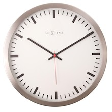 Zegar Stripe cechuje się bardzo nowoczesną stylistyką, która doda współczesnego charakteru każdej aranżacji. To produkt gustowny, elegancki, który...