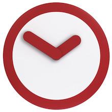 Focus to niebanalny zegarek ścienny, który sprawdzi się w bardzo wielu wnętrzach. Dostępny jest w trzech wariantach kolorystycznych, a ponadto cechuje...