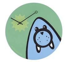 Zegarek ścienny Wizky Walrus dostępny jest w dwóch wariantach kolorystycznych, spośród których na pewno każdy wybierze coś dla siebie. To produkt o...