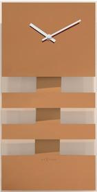 Bold Stripes to stylowy zegar ścienny dostępny w kilku wariantach kolorystycznych. Dzięki temu każdy znajdzie coś jak najlepszego dla siebie. Zegar ten...