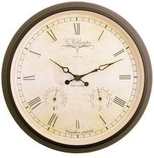 """Zegarek 2969 """"Wehlington Weather Station""""cechuje się bardzo prostą stylistyką. Spodoba się zarówno miłośnikom ponadczasowej klasyki,..."""