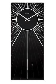 """Zegar 2972 """"Heavenly"""", którego projektantem jest Mark Kooij, posiada mechanizm z wahadłem zasilany za pomocą baterii typu AA. Zegar wykonany z..."""