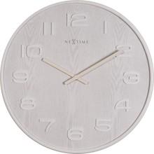 Wood to wyjątkowo piękny zegar, który usatysfakcjonuje nawet bardzo wybredne osoby. Wykonany został z naturalnego drewna w efektownym kolorze, dzięki...