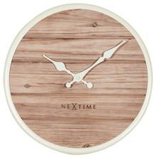 Zegar 3133 WI Plank zaprojektowany przez Jette Scheib, wyposażony jest w mechanizm płynący zasilany za pomocą baterii typu AA. Zegar wykonany z drewna w...