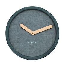 Zegar 3155 TQ Calm zaprojektowany przez Jette Scheib, wyposażony jest w mechanizm płynący zasilany za pomocą baterii typu AA. Zegar wykonany z drewna i...