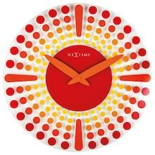 Zegar 8182 RO Dreamtime zaprojektowany przez Ewald Winkelbauer, wyposażony jest w mechanizm płynący zasilany za pomocą baterii typu AA. Zegar wykonany z...