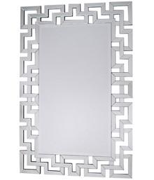 Piękne i wyjątkowe lustro w nieśmiertelnym, greckim designie. Rama lustra wykonana jest lusterek. Można je wieszać w pionie oraz w poziomie.  Wymiary:...