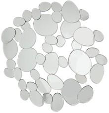 Niewielka, lecz bardzo efektowna i przyciągająca uwagę dekoracja lustrzana. Tafle lusterek są kryształowe, szlifowane na całym obwodzie. Posiadają...