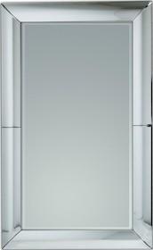 Rama lustra wykonana jest z giętego, fazowanego szkła. Lustro jest dostępne także w rozmiarach 80x100 oraz 80x180. Można je wieszać w pionie oraz w...