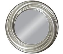 Niewielkie lecz niebanalne lustro w ciekawej, posrebrzanej ramie. Rama lustra wykonana jest z masy PU i pokryta srebrnym szlagmetalem. Szlagmetal to...