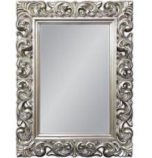 Rama lustra wykonana jest z masy PU i pokryta srebrnym szlagmetalem. Lustro jest dostępne w kolorze złotym, srebrnym i białym. Szlagmetal to cieniutkie...