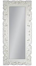 Potężne, bogato zdobione lustro w inspirowanej barokowym stylem ramie. Pięknie wkomponuje się i optycznie powiększy każde wnętrze. Rama lustra wykonana...