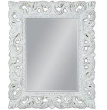 Piękne, bogato zdobione lustro w barokowej ramie. Idealnie sprawdzi się w każdym pomieszczeniu, pięknie komponuje się z naszymi komódkami. Rama lustra...