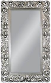 Olśniewające lustro w wyjątkowo zdobionej, posrebrzanej ramie. Rozjaśni i przykuje uwagę w każdym wnętrzu. Rama lustra wykonana jest z masy PU i...