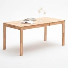 Stół rozkładany FABIAN buk lity rdzeniowy
