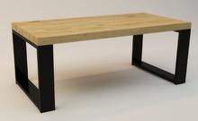 Stolik kawowy GUSTO STRONG - blat 3 cm
