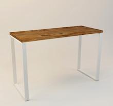 Biurko ARTEMIDA  Prosta forma biurka łączy w sobie minimalistyczny styl skandynawski z surowością industrialnych wnętrz. Blat drewniany z...